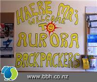 Image - Aurora Backpackers