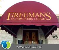 Image - Freemans Backpackers