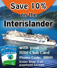 interislander BBH club card