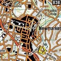 Map - JJ House Backpackers