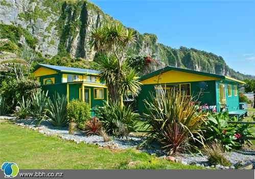 Image Gallery For Punakaiki Beach Hostel