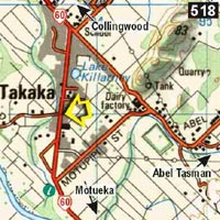 Map - Golden Bay Barefoot Bpkr