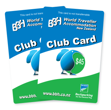 BBH club card